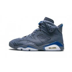 "Mens Air Jordans 6 Diffused Blue ""Diffused Blue/Court Blue"""