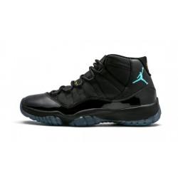 """Mens Air Jordan 11 Gamma Blue """"Black/Gamma Blue-Varsity Maize"""""""