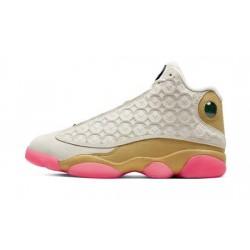 Mens Air Jordan 13 Chinese New Year Ivory/Black-Digital Pink-Club