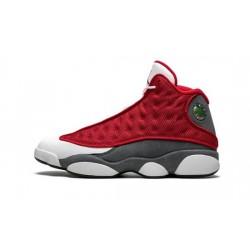 "Mens Air Jordan 13 Red Flint ""Gym Red/Flint Grey/White/Black"""