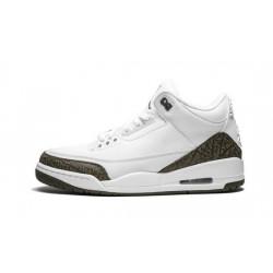 """Mens Air Jordan 3 Mocha """"White/Chrome/Dark Mocha"""""""