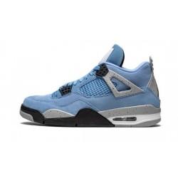 "Mens Air Jordan 4 University Blue ""University Blue/Tech Grey-Whit"""