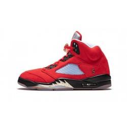 Mens Air Jordan 5 University Red University Red/University Red